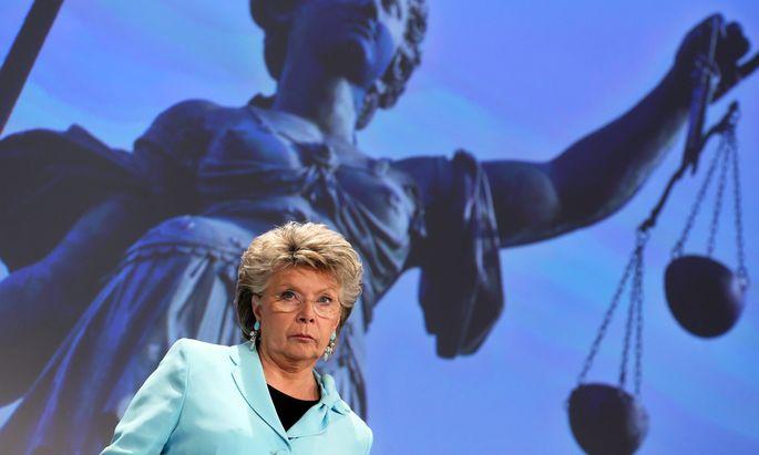 BELGIUM EU COMMISSION JUSTICE