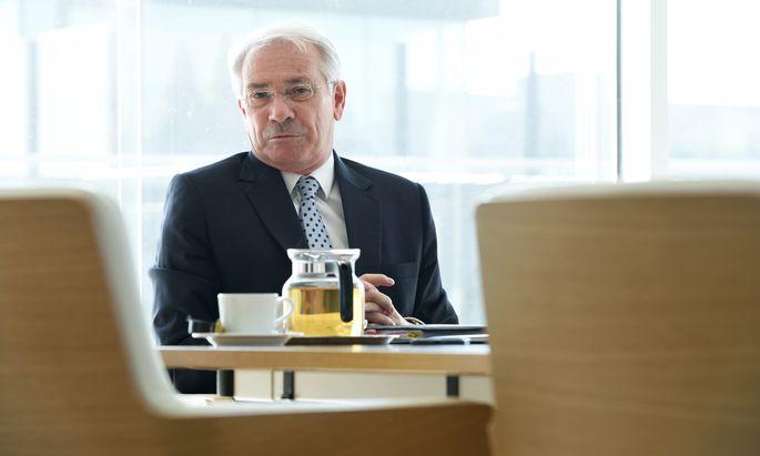 Die neue Postbank starte im zweiten Quartal 2020, sagt Post-CEO Georg Pölzl.