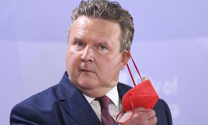 """Wiens Bürgermeister ist davon überzeugt, """"dass wir sehr viel konsequenter vorgehen müssen""""."""