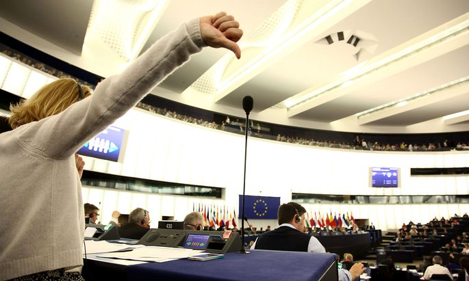 EU Parliament Debates TTIP and Kyoto Protocol