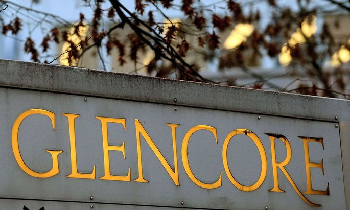 Glencore-Hauptquartier in Baar