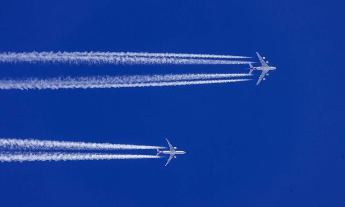 Ein Drittel der globalen Flugrouten fiel der Coronapandemie zum Opfer.