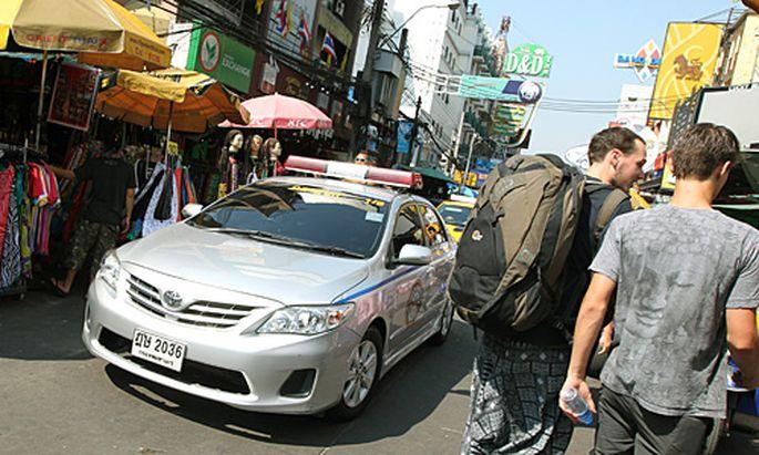 Thailands Polizei wurde zu ehöhter Wachsamkeit angewiesen.