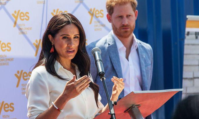 Die Charity-Organisation von Prinz Harry und Meghan steckt anscheinend noch in den Kinderschuhen.