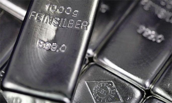 Silberblase Brueder Hunt