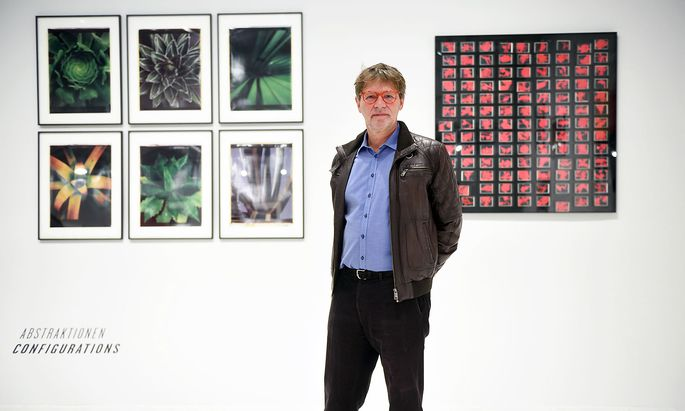 Peter Coeln gründete 2001 das Fotomuseum Westlicht. Hier finden regelmäßig Ausstellungen hochkarätiger Fotografen statt.