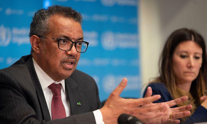 WHO-Chef Tedros Adhanom Ghebreyesus hält die rigorosen Maßnahmen für den besten Weg.