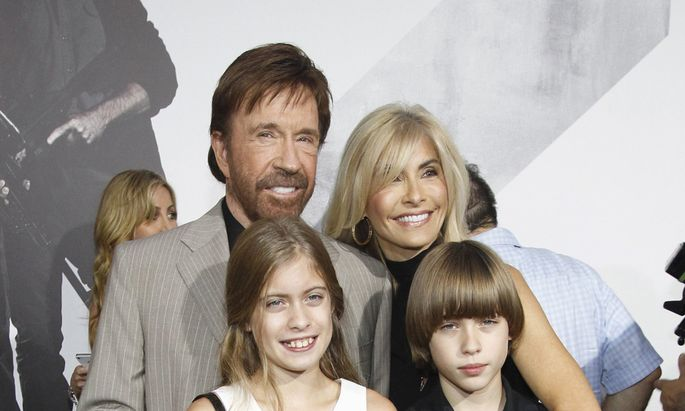 Chuck Norris verloren