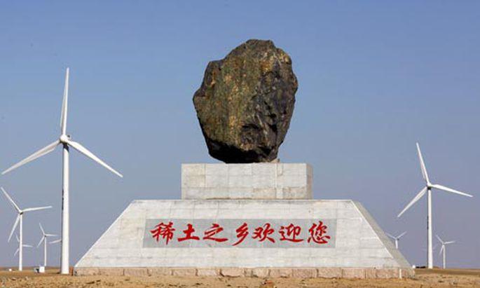 China heizt Konflikt bdquoSeltene