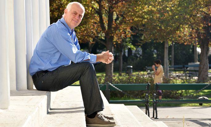 Christoph Chorherr geht eine Kooperation mit dem Immobilienunternehmer Erwin Soravia ein.