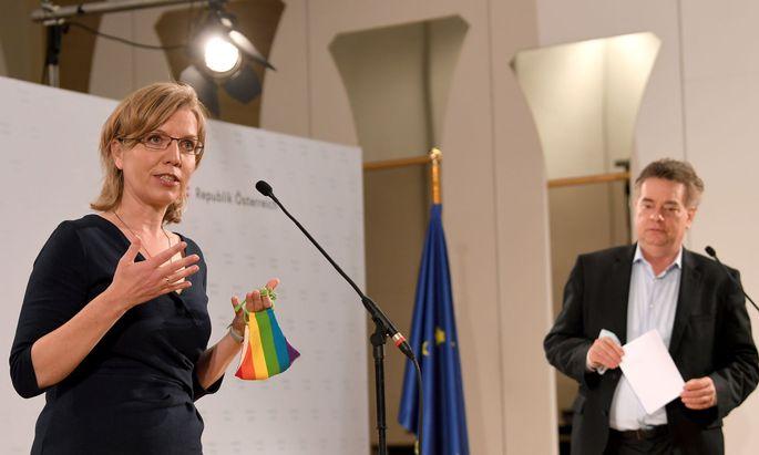 Klimaministerin Gewessler und Vizekanzler Kogler führen Gespräche mit NGO's