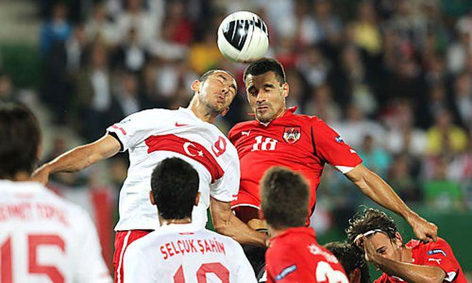 FUSSBALL - EURO 2012 Quali, AUT vs TUR