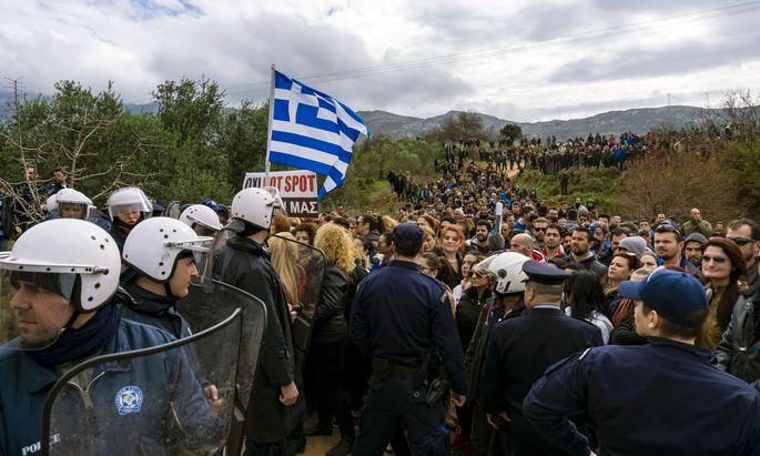 GREECE-EUROPE-MIGRANTS