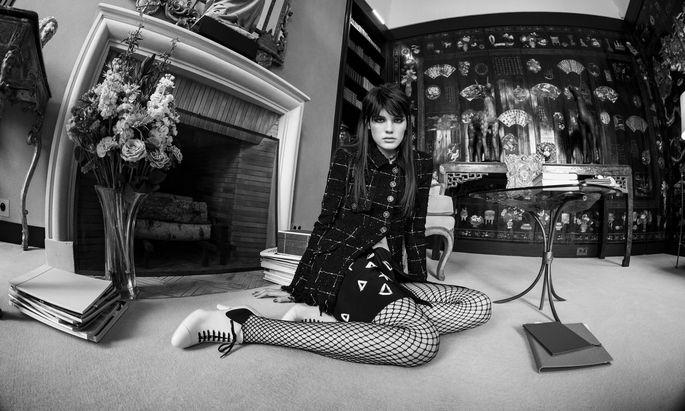Zu Gast in Gabrielle Chanels Wohnung