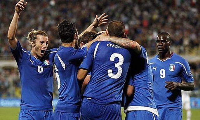 Italien bucht sein EM-Ticket