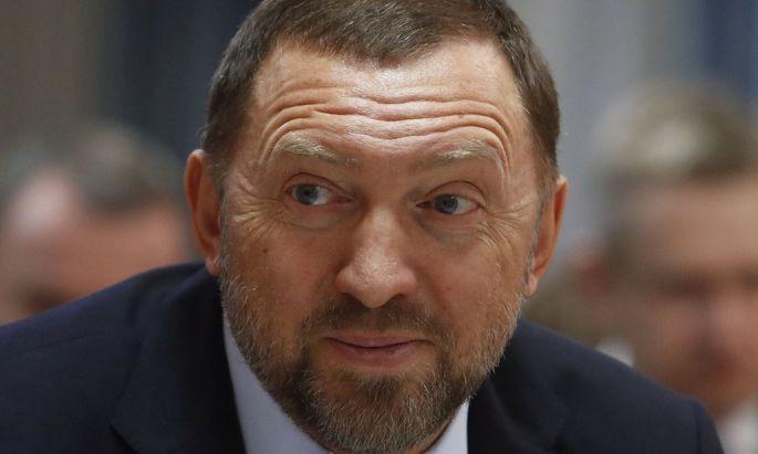 """US-Sanktionen: Oligarch Deripaska gibt """"En+""""-Firmenmehrheit ab"""