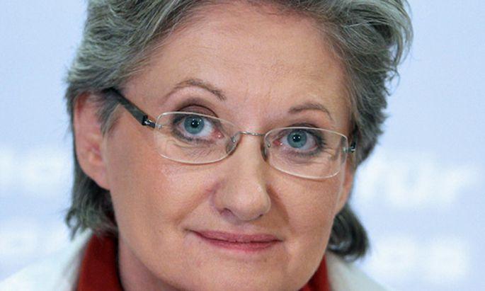 Ministerin Schmied 365000 Euro