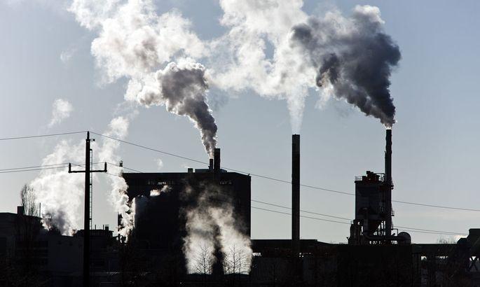 Belastung der Umwelt