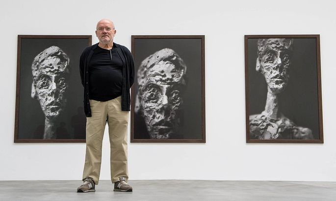 Themen der Woche EDITORIAL USE ONLY Fashion photographer Peter Lindbergh launches his new exhibitio