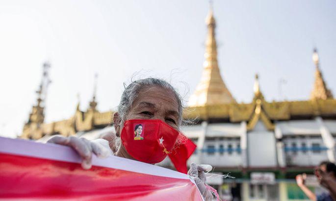 Putsch in Myanmar?: Militär nimmt wohl Aung San Suu Kyi fest
