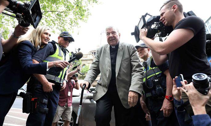 Kardinal Pell will gegen den Schuldspruch berufen. Das Strafausmaß ist außerdem noch offen.