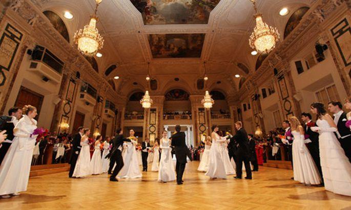 WUBall 2011 Grosser Tanz