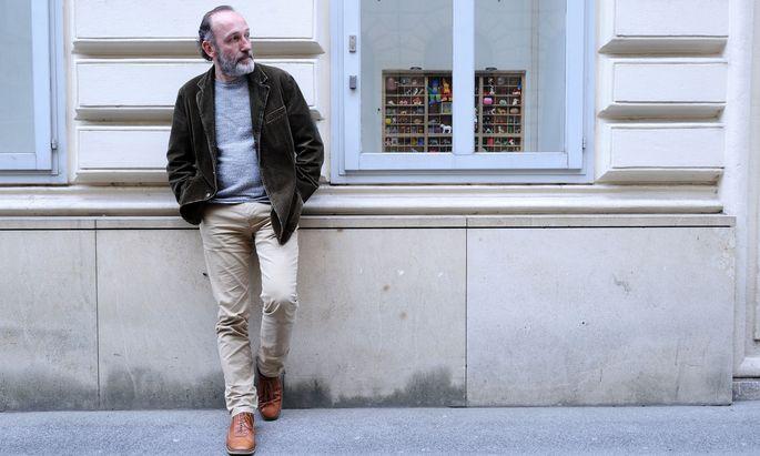 """Karl Markovics will als Gastgeber der """"Begegnungen"""" in Alpbach die Tiefe ausloten."""