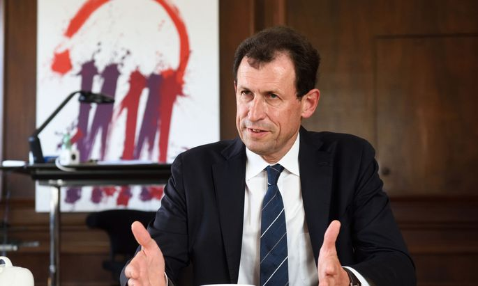 VfGH-Präsident Christoph Grabenwarter