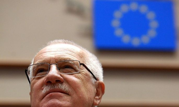 Die EU und Vaclav Klaus werden keine Freunde mehr.