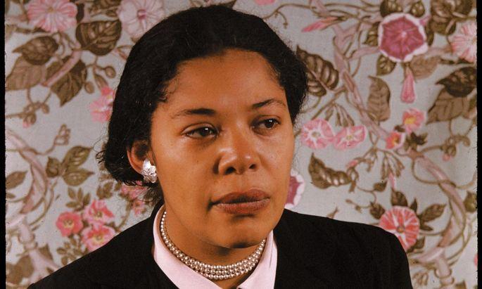 Ann Petry (1908–1997), fotografiert von Carl Van Vechten.