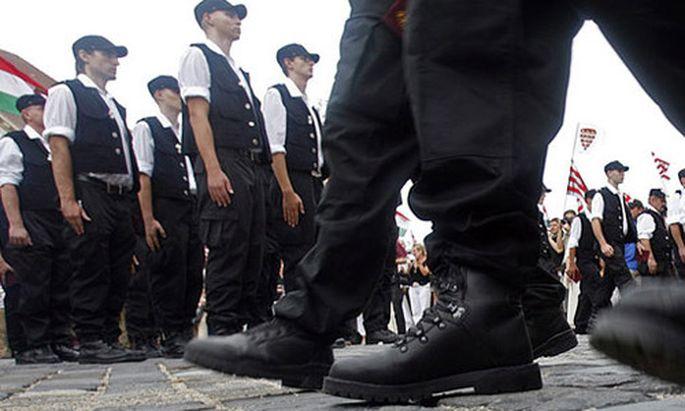Ungarn: Aktionen rechtsradikaler Bürgerwehr verboten