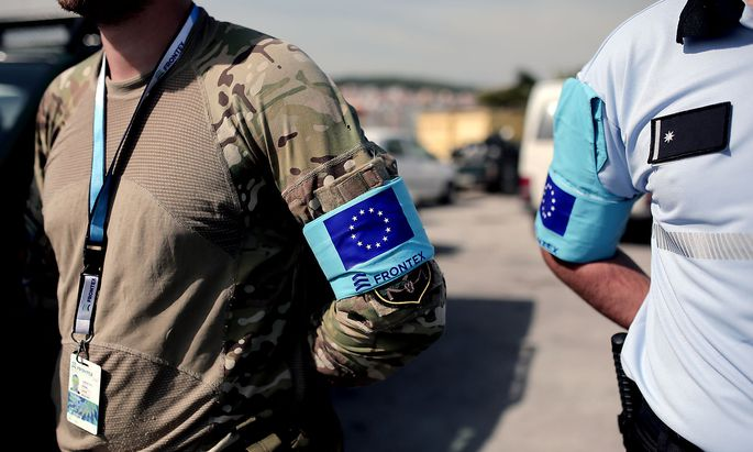 "Die EU-Mittelmeermission ""Sophia"" steht vor dem Aus."