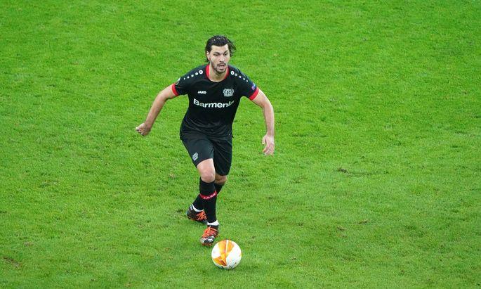 Aleksandar Dragović war in den jüngsten Spielen vor der nur zweiwöchigen Winterpause gesetzt – ist er es auch heute gegen Eintracht Frankfurt?