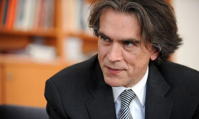 Botschafter Emil Brix