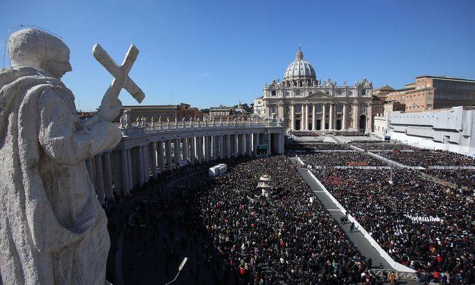 VATICAN POPE GENERAL VIEW