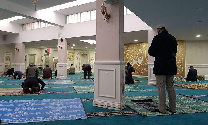 In Österreichs Moscheen werden ab 29. Mai wieder Freitagsgebete abgehalten.