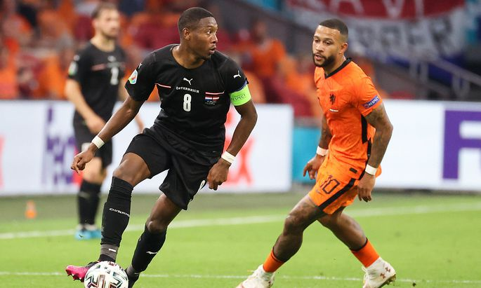 SOCCER - UEFA EURO 2020, NED vs AUT