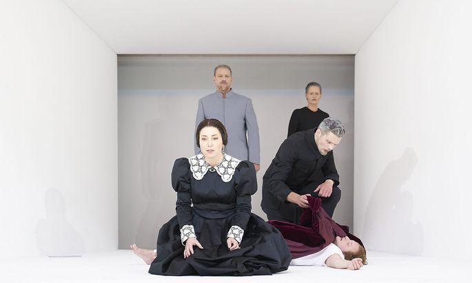 Kristian Kaiser, Juliette Mars, Kristian Johannsson und Norbert Ernst.