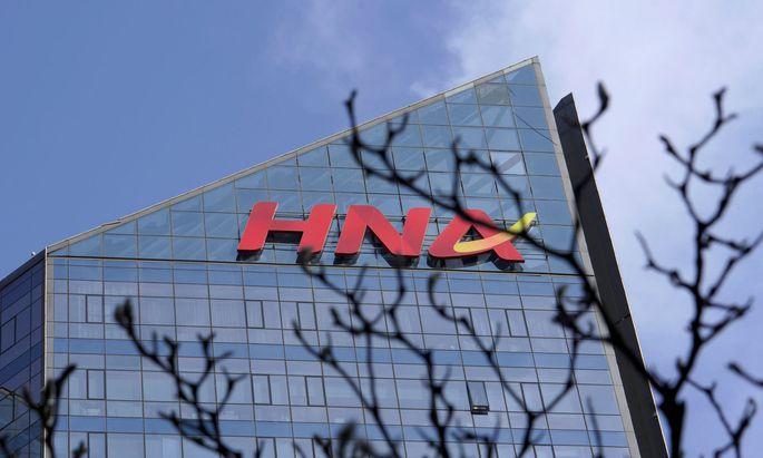 Gläubiger stellen Insolvenzantrag: Chinesische HNA-Gruppe steht vor der Pleite