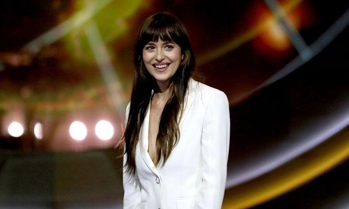 """""""Ich mache mir für jeden Film spezifische Playlisten"""", sagt Schauspielerin Dakota Johnson."""