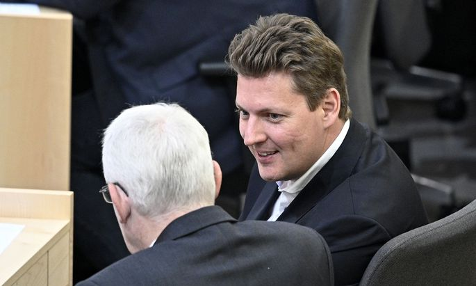 Markus Tschank (FPÖ)