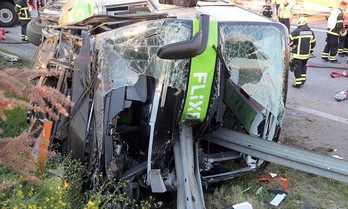 Verkehrsstörungen A9