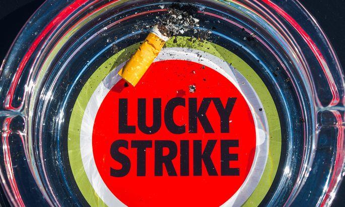 Lucky Strike-Hersteller BAT macht die steigende Beliebtheit von E-Zigaretten zu schaffen