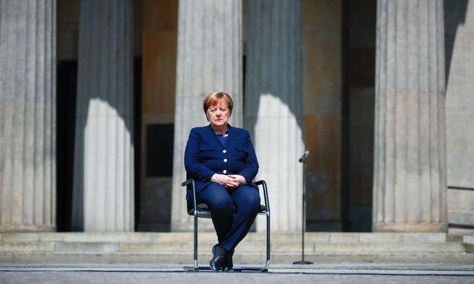 Angela Merkel hat wieder Beliebtheitswerte wie vor der Flüchtlingskrise.