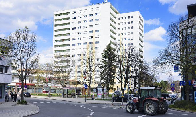 Mattersburg im Burgenland (Archivbild)