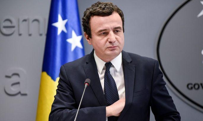 Nach nur sechs Monaten ist die Koalitionsregierung von Ministerpräsident Albin Kurtis Geschichte.