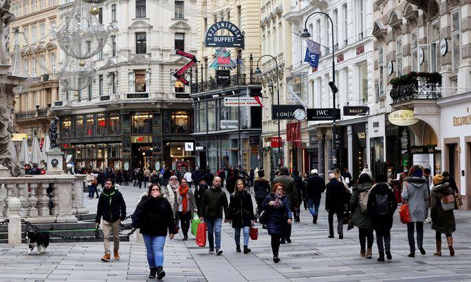 Wien ist im Vorjahr gewachsen.