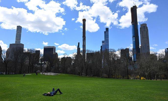 Die Skyline New Yorks verändert sich. Doch das gefällt nicht allen.