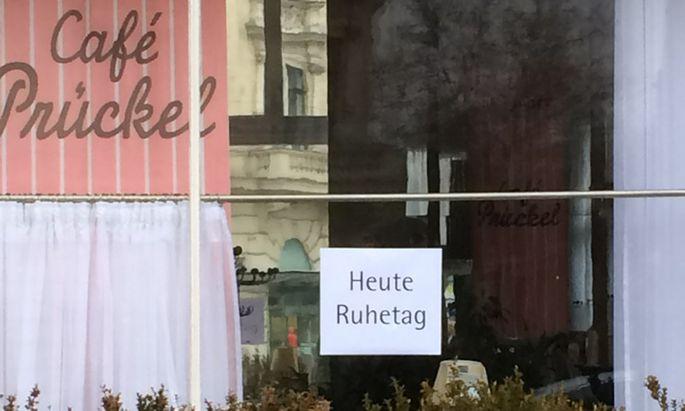 Cafe Prückel am 16. Jänner 2015