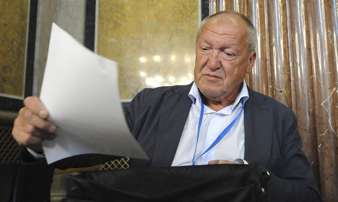 Immobilienmakler Ernst Karl Plech